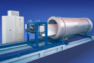 IR Drying system